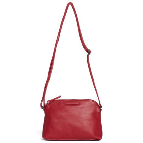 Sticks and Stones Ledertasche Myra Red Washed