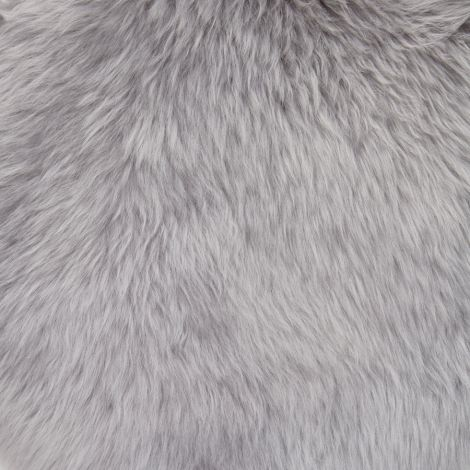 Natures Collection New Zealand Sheepskin Light Grey