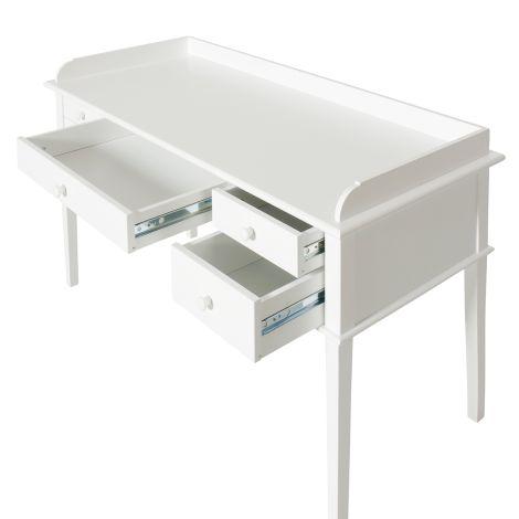 Oliver Furniture Junior Schreibtisch Seaside Weiß H62cm - Sofort Lieferbar!