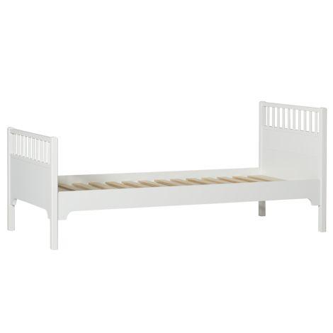 Oliver Furniture Einzelbett Seaside Weiß - Sofort Lieferbar!