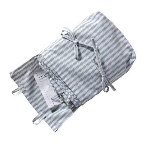 Oliver Furniture Vorhang für Seaside Lille+ halbhohes Hochbett blaue Streifen