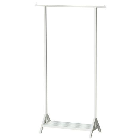 Oliver Furniture Kleiderständer Groß Weiß
