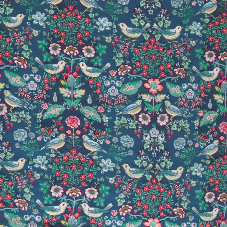 PIP Studio Bettwäsche Oh My Darling Dark Blue