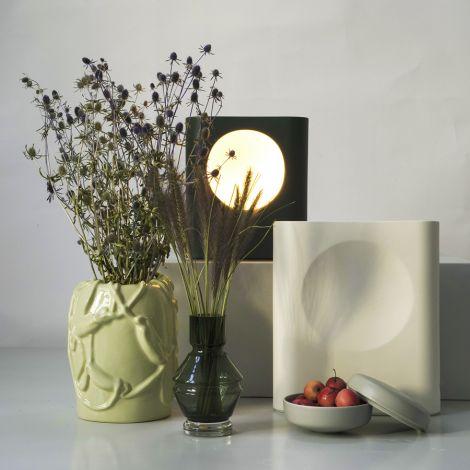 raawii Tischlampe Signal Small Vinyl Black