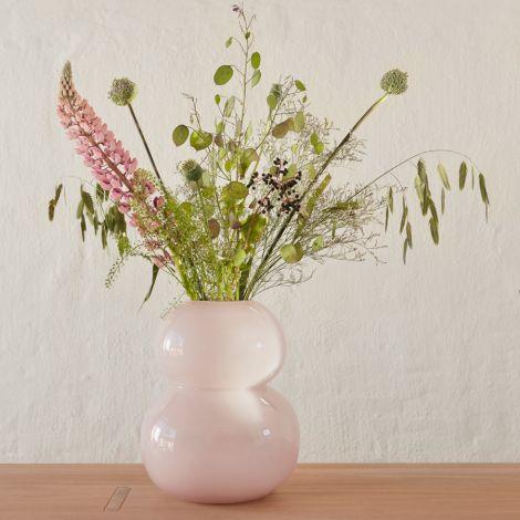 OYOY Lasi Vase Large Rose