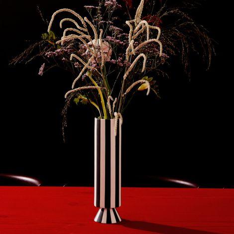 OYOY Toppu Vase High White