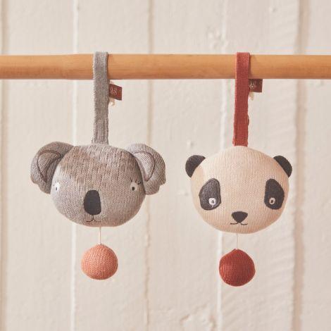 OYOY Koala Spieluhr Grey