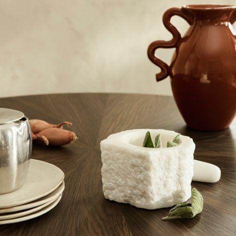 ferm LIVING Vase Verso Terracotta