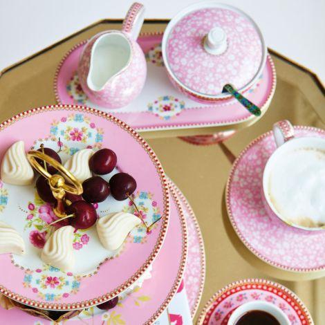 PIP Studio Etagere 3-stöckig Pink