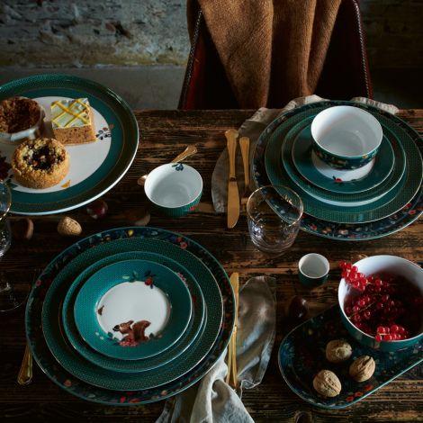 PIP Studio Tasse XL Winter Wonderland Overall Dark Blue 450ml