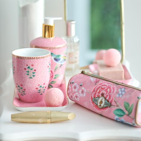 PIP Studio Seifenschale Floral Good Morning Pink