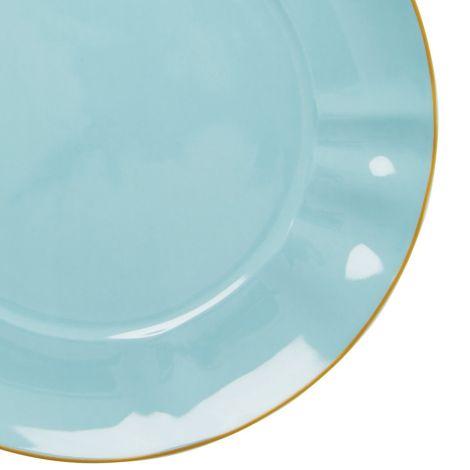 Rice Porzellan Speiseteller Mint Everyday Magic