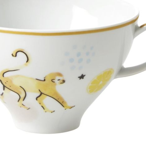 Rice Porzellan Teetasse Monkey 310 ml