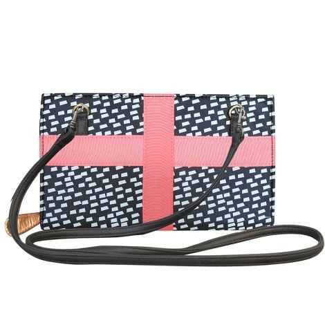 Disaster Designs Clutch Handtasche Pompom Tutti Dash •