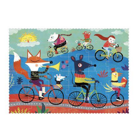 Londji Puzzle Bicicletta 36-teilig