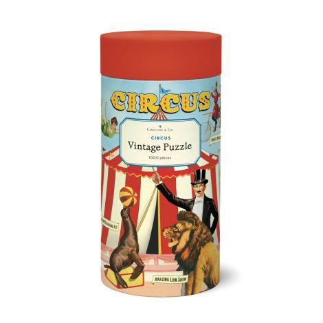 Cavallini Puzzle Circus 1000-teilig