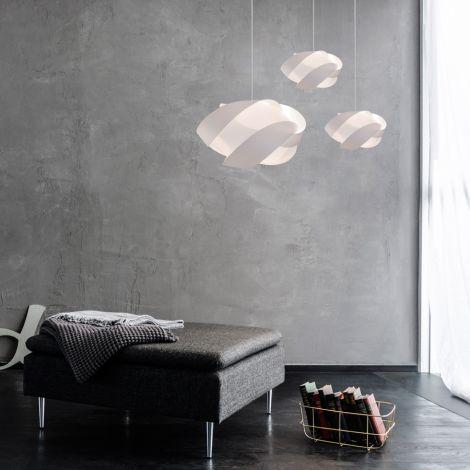 UMAGE - VITA copenhagen Lampenschirm Ribbon White •