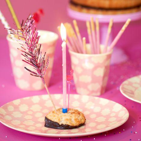 Rice kleine Melamin Schüssel Cloud Pink