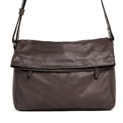 Sticks and Stones Ledertasche Salvador Sparrow Washed •