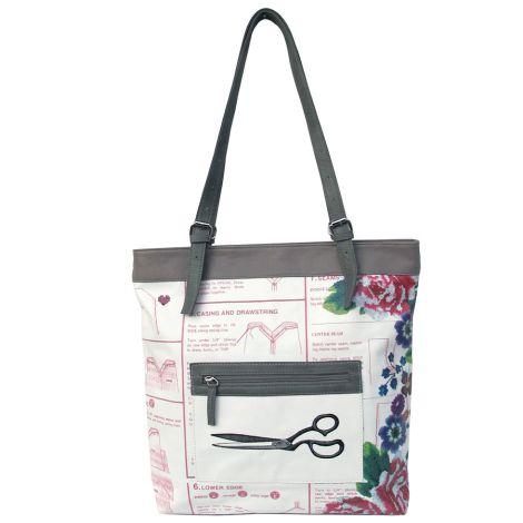 Disaster Designs Handtasche & SEW ON •