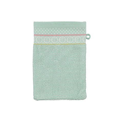 PIP Studio Handtücher Soft Zellige Blue Gästetuch: 30 x 50 cm