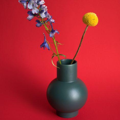 raawii Vase Strøm 24 cm Green Gables