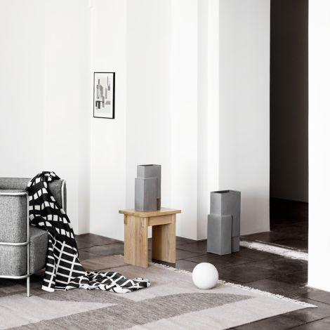 Kristina Dam Studio Monolith Vase Small