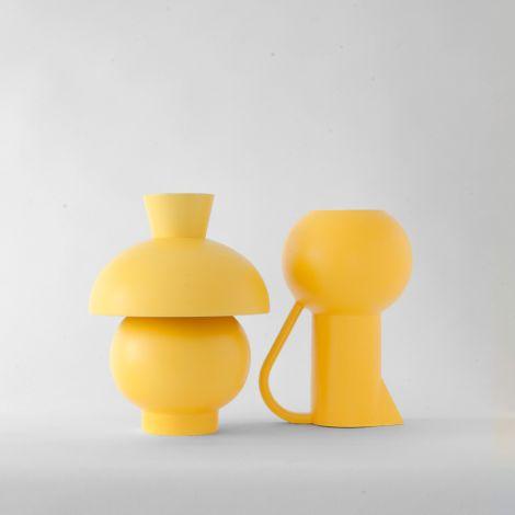 raawii Krug Strøm 20 cm Freesia Yellow