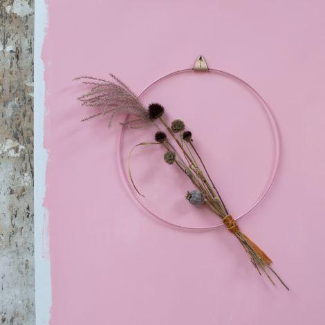 Strups Ring mit Aufhängung Pink 33cm limitiert