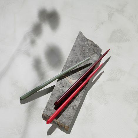 STOFF Nagel Kerze by Ester & Erik Red 6er-Set