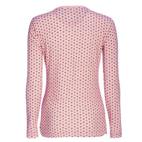 PIP Studio Langarm-Shirt Tekla Buttons Up Pink