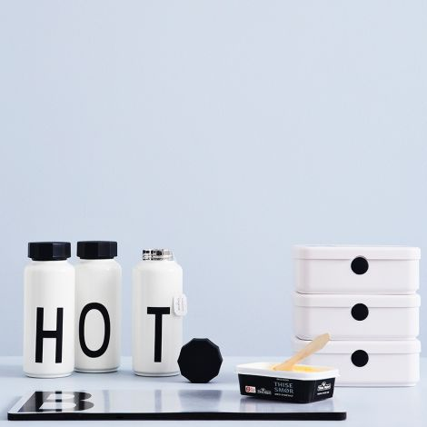 Design Letters Thermosflasche P •