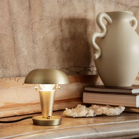 ferm LIVING Lampe Tiny Brass
