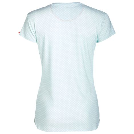 PIP Studio T-Shirt Tobia Leaf Me Blue • S