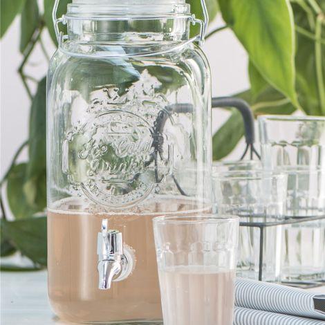 IB LAURSEN Getränkebehälter Ice Cold Drinks 4 l