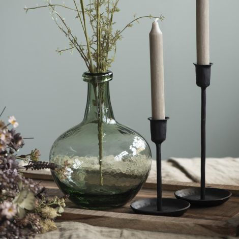 IB LAURSEN Kerzenhalter für Stabkerzen Handgefertigt 16,5 cm