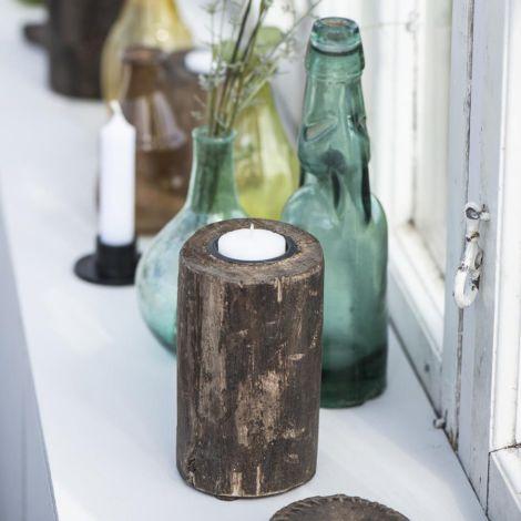 IB LAURSEN Teelichthalter UNIKA 12 cm
