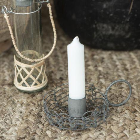 IB LAURSEN Kerzenhalter für Stabkerze Filigran