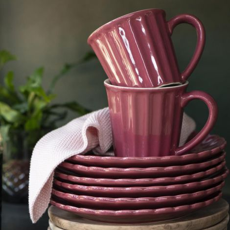 IB LAURSEN Tasse Mynte Blackberry Parfait