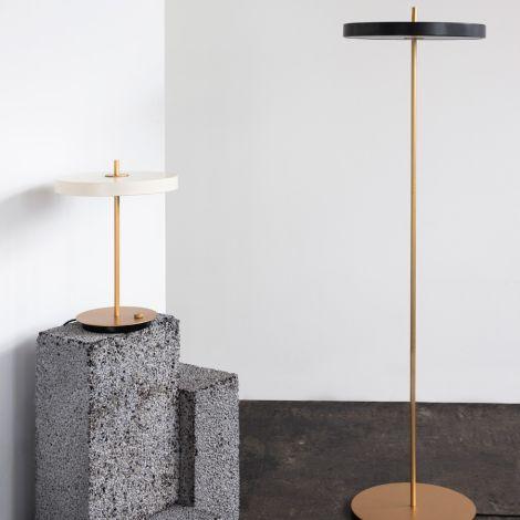 UMAGE - VITA copenhagen Stehlampe Asteria Floor Anthracite