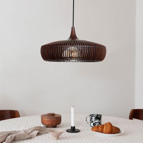 UMAGE - VITA copenhagen Lampenschirm Clava Dine Wood Dark Oak