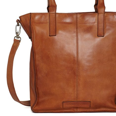 Sticks and Stones Ledertasche Zurich Cognac