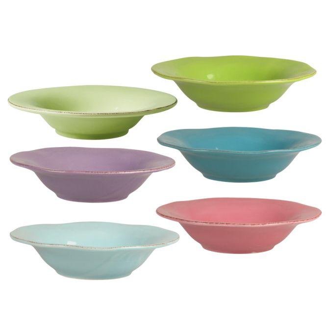 rice keramik pasta und suppenteller gr n gr n green online kaufen emil paula. Black Bedroom Furniture Sets. Home Design Ideas
