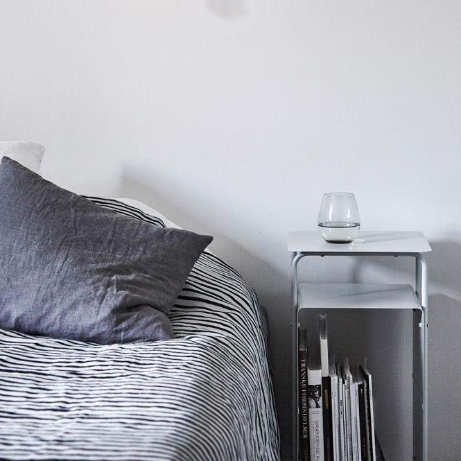 house doctor beistelltisch room schwarz online kaufen emil paula. Black Bedroom Furniture Sets. Home Design Ideas