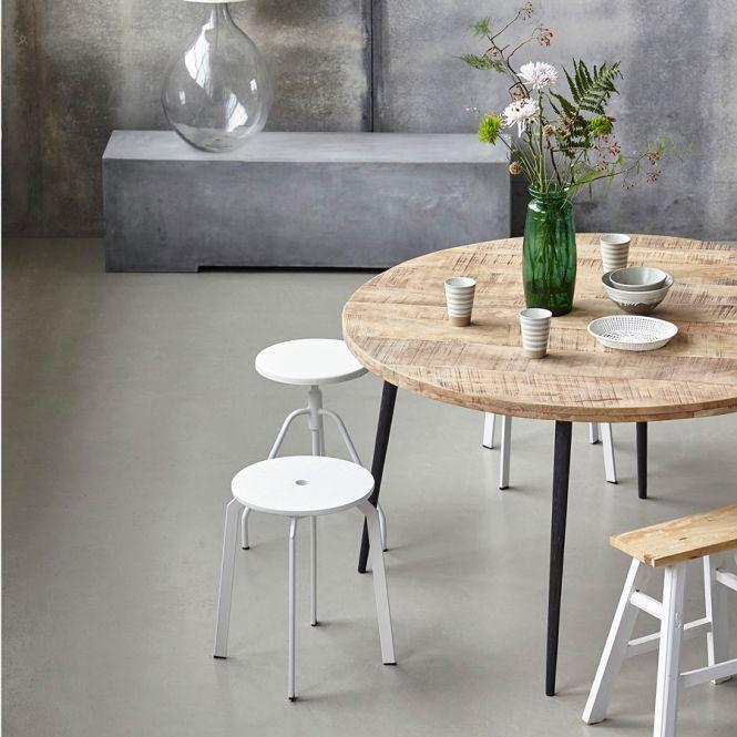 house doctor hocker ace schwarz online kaufen emil paula. Black Bedroom Furniture Sets. Home Design Ideas