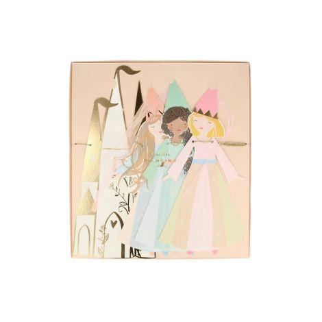 Meri Meri Girlande Prinzessin