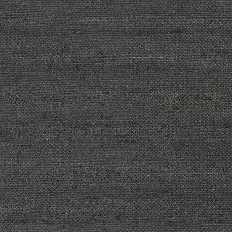 House Doctor Teppich Hempi Schwarz 180x180 cm