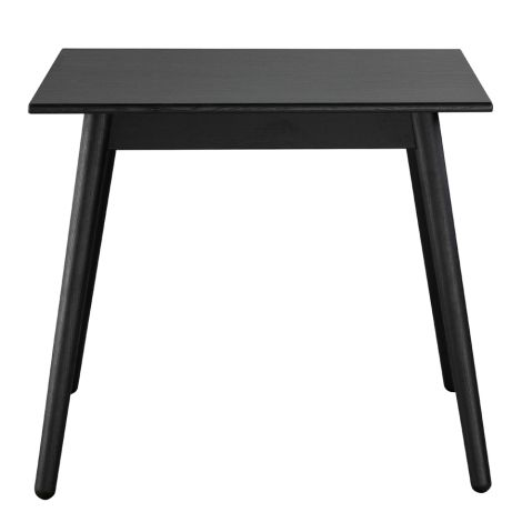 FDB Møbler C35A Quadratischer Tisch Schwarz