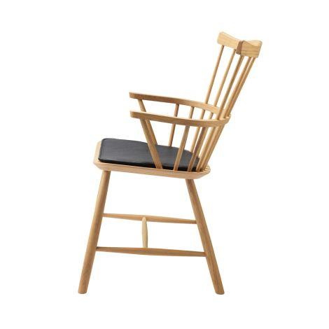 FDB Møbler R5 - Nøje Stuhlkissen Brandy 39 x 45 cm