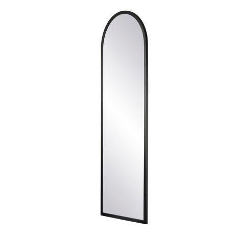 FDB Møbler I2 - Mossø Spiegel Eiche/Schwarz 160 cm